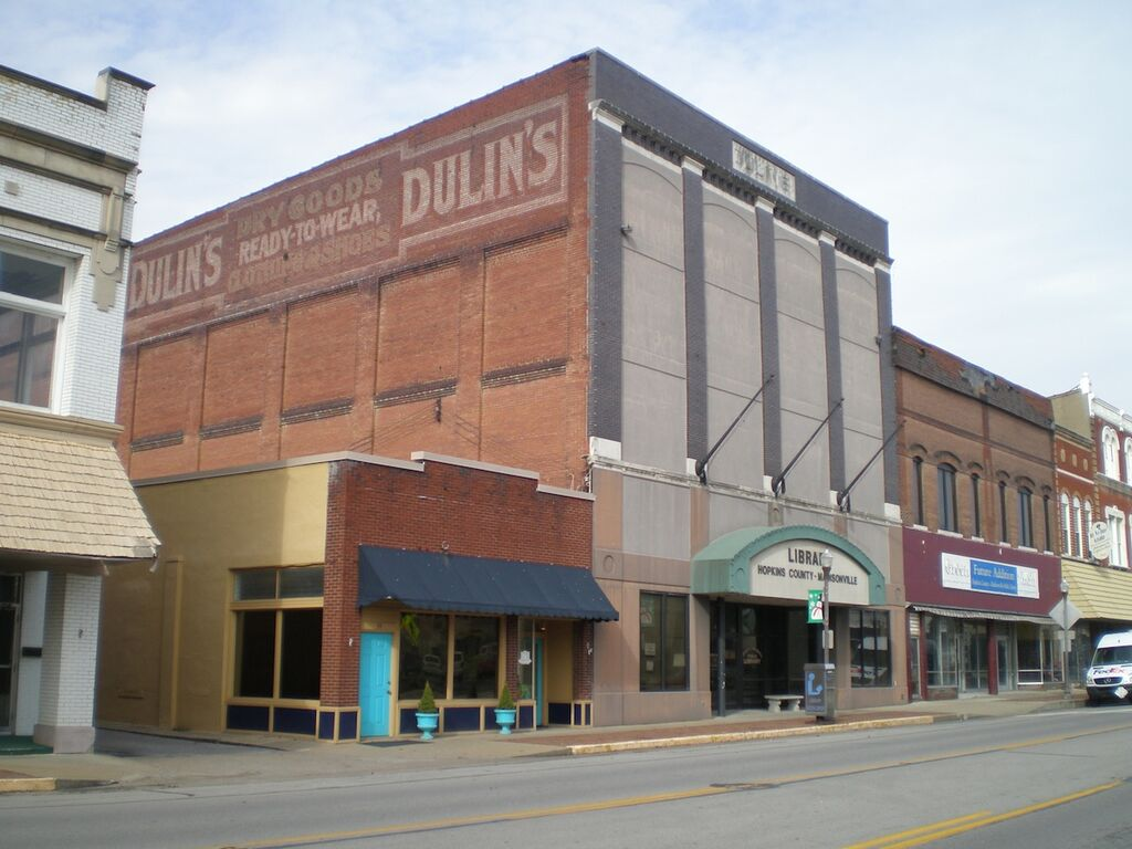 Dulin Building Madisonville