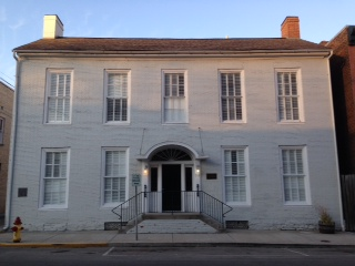 Gov Owsley House Restored