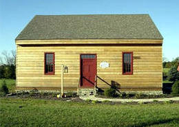 Low Dutch Meeting House Restored
